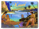 Kauai Wood Sign
