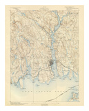New London, Connecticut, c.1893 Prints