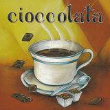 Cioccolata Poster by L. Morales