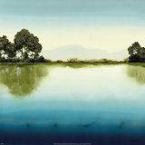 Azure Lake Prints by Robert Charon