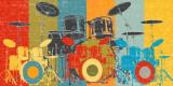 Heart Beat Plakater af Mj Lew