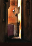 Siena Alley II Prints by Jim Chamberlain