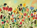 Wild Field Print by Kim Parker