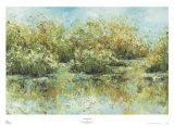 Hamden Pond Prints by Michael King