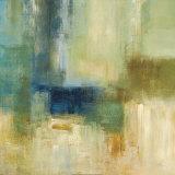 Green Abstract Prints by Simon Addyman