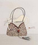 The Cat Out of the Bag II Schilderij van Marilyn Robertson