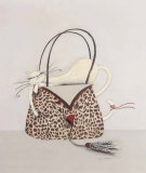 The Cat Out of the Bag II Art by Marilyn Robertson