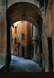 Siena Alley I Pster por Jim Chamberlain