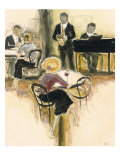 Easy Listening II Giclee Print by  Dupre