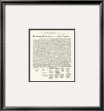 Declaration of Independence Prints