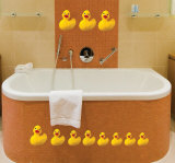Duckies Wall Decal