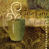 Caffe Latte Art by Vivian Eisner