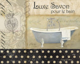 Savons de Bains I Art by Avery Tillmon