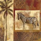 Safari Sketches II Posters par Silvia Vassileva