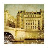 Golden Age of Paris III Prints