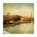 Golden Age of Paris V Prints
