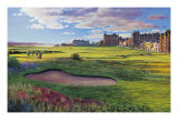 St. Andrews Reproduction giclée Premium par R. Sipos