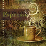 Espresso Posters by Vivian Eisner