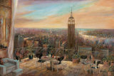 A New York View Prints by Ruane Manning