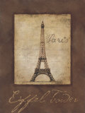 Eiffel Tower Poster by Stephanie Marrott