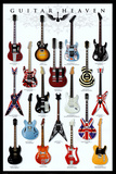 Guitar Heaven Psters