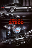 Ford Shelby GT500 Plakat