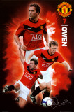 Manchester United - Owen Prints