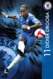 Chelsea - Drogba Posters