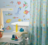 Sea Creatures Wall Decal
