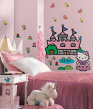 Hello Kitty Princess Wall Decal