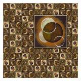 Circles in Circles II Prints by Maria Girardi