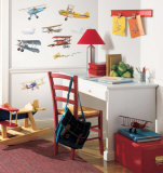 Vintage Planes Mode (wallstickers)