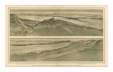 Grand Canyon: Views of the Marble Canon Platform, c.1882 Prints by William Henry Holmes