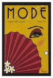 A la Mode IV Posters by Melody Hogan