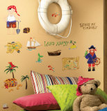 Treasure Hunt Wall Decal