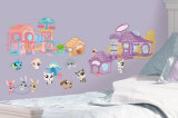 Littlest Pet Shop Wall Decal