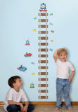 Thomas &amp; Friends Growth Chart Wall Decal