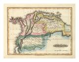 Colombia, c.1823 Prints by Fielding Lucas
