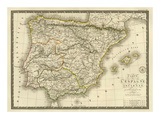 Espagne Ancienne, c.1827 Prints by Adrien Hubert Brue