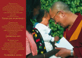Dalai Lama: Never Give Up on Peace Art