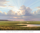 Low Country Splendor Poster von Henry Von Genk
