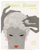 Harper's Bazaar, March 1932 Posters