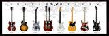 Guitar Heaven Print