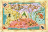Marvelous Mapa de Oz Láminas
