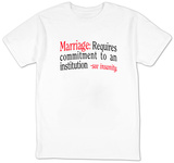 Marriage Requires T-Shirts