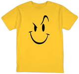Evil Smiley Tshirts