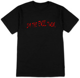 I&#39;m The Evil Twin T-shirts
