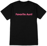 Favorite Aunt T-Shirt