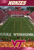 The Virginia Tech-Stadium Shot Photo