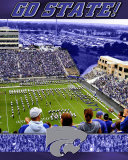 Kansas State University-Stadium Shot Photo
